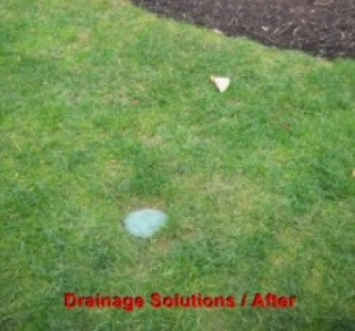 Drainage Solutions / After